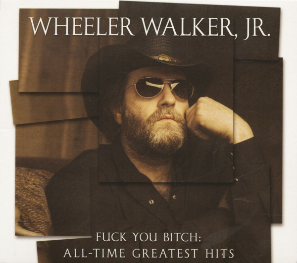 Fuck You Bitch - All-Time Greatest Hits (CD)