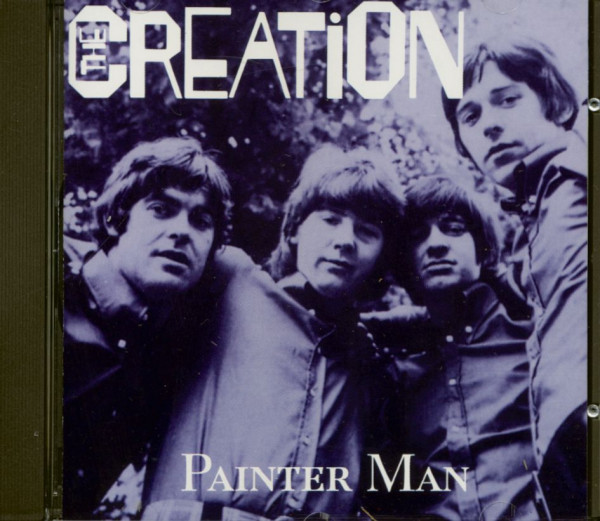 Painter Man (CD)