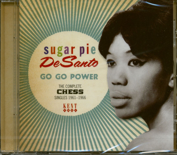 Go Go Power - Complete Chess 1961-1966 (CD)
