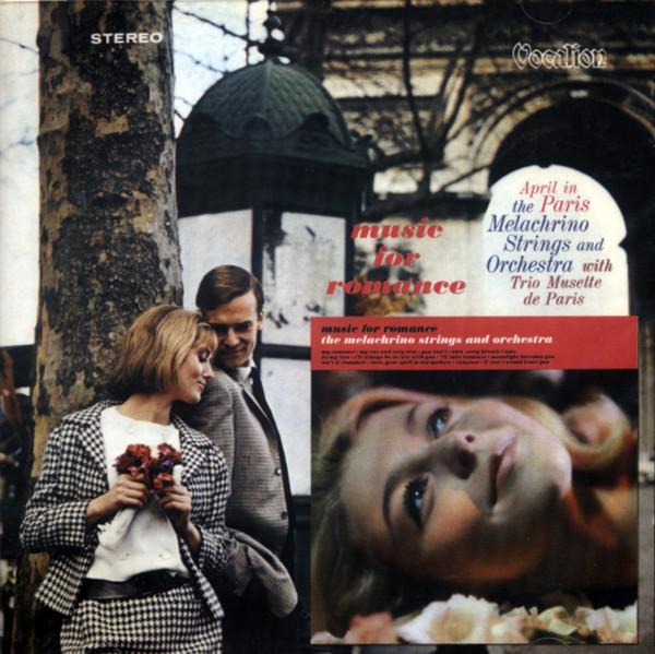 April in Paris & Music For Romance