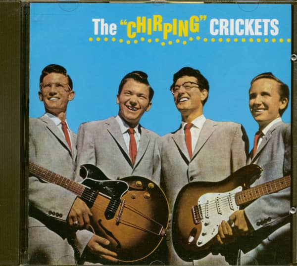The Chirping Crickets (CD)