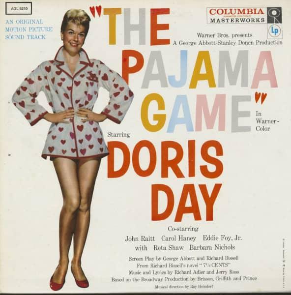 The Pajama Game - Collectors' Series (LP)