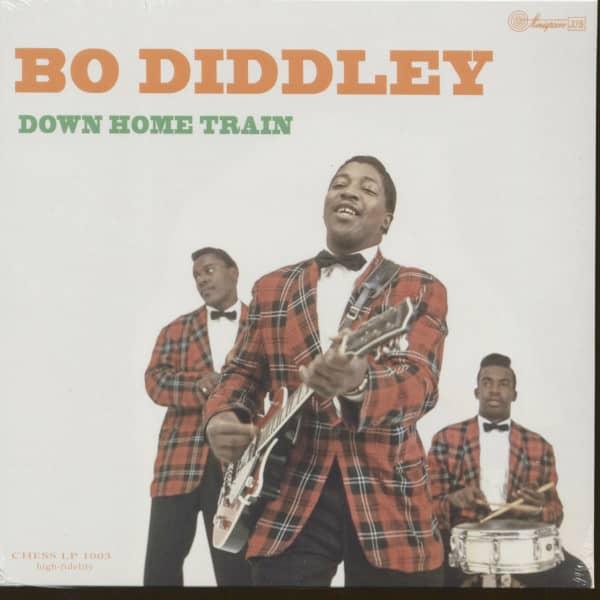 Down Home Train (LP, 10inch)