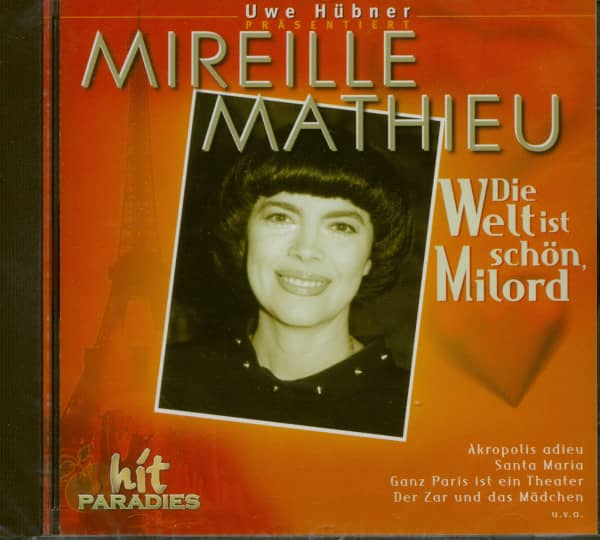 Die Welt Ist Schön, Milord (CD)