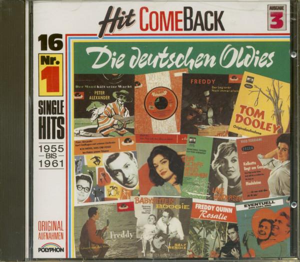1955-61, deutsche Oldies