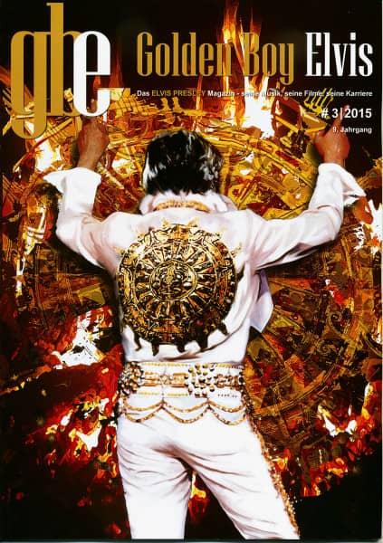 Golden Boy Elvis - Fachmagazin 3-2015