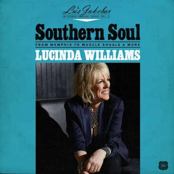 Lu's Jukebox Vol. 2: Southern Soul: From Memphis To Muscle Shoals (LP)