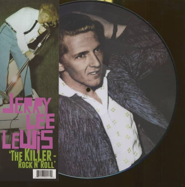 The Killer - Rock 'n' Roll (Picture-LP, 200g Vinyl)