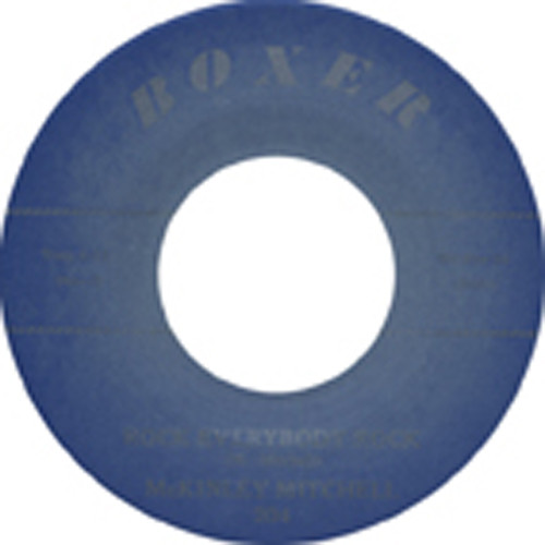 Rock Everybody Rock - Lazy Dizzy Daisy 7inch, 45rpm