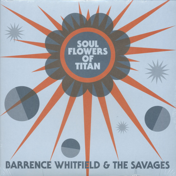 Soul Flowers Of Titan (LP)