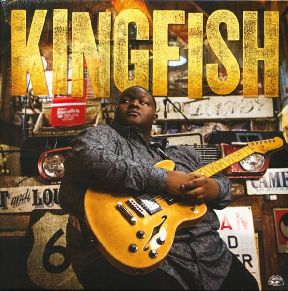 Kingfish (LP)