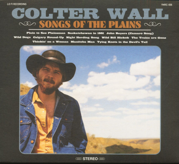 Songs Of The Plains (CD)