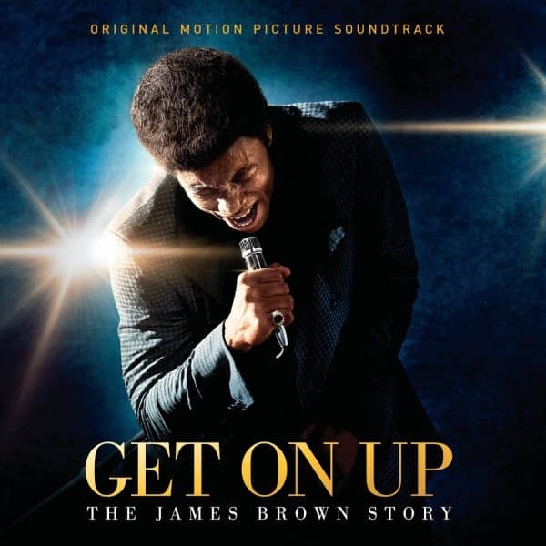 Get on Up: The James Brown Story - Soundtrack (2-LP)