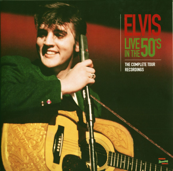 Live In The 50's - The Complete Tour Recordings (2-LP, 180g, Ltd.)