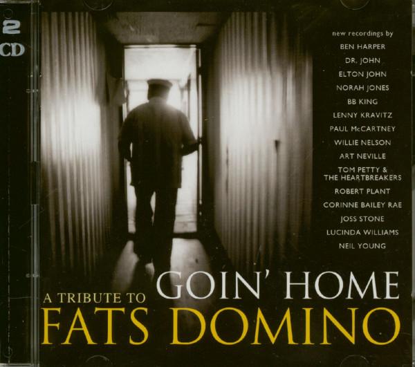 Goin' Home (2-CD) EU Jewelcase