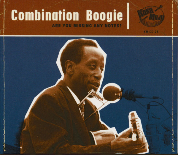 Combination Boogie - Are You Missing Any Notes ? (CD)
