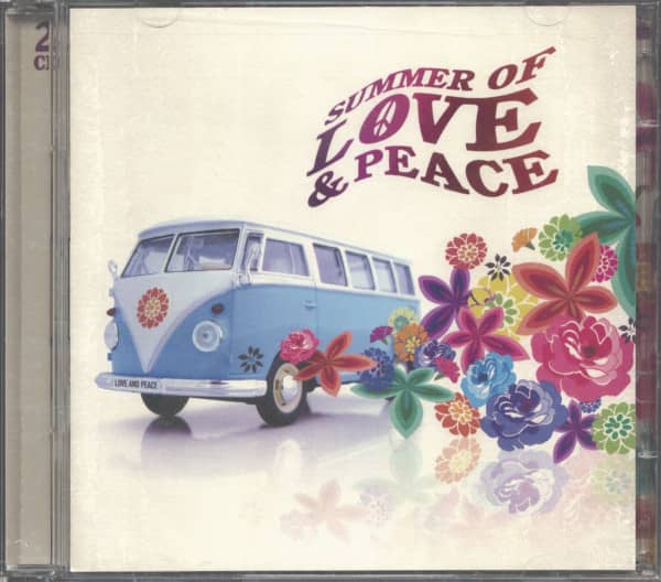 Summer Of Love & Peace (2-CD)