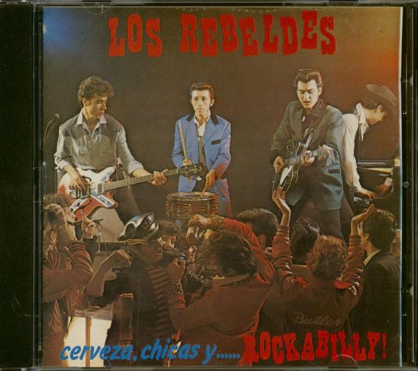Cerveza, Chicas Y Rockabilly! (CD)