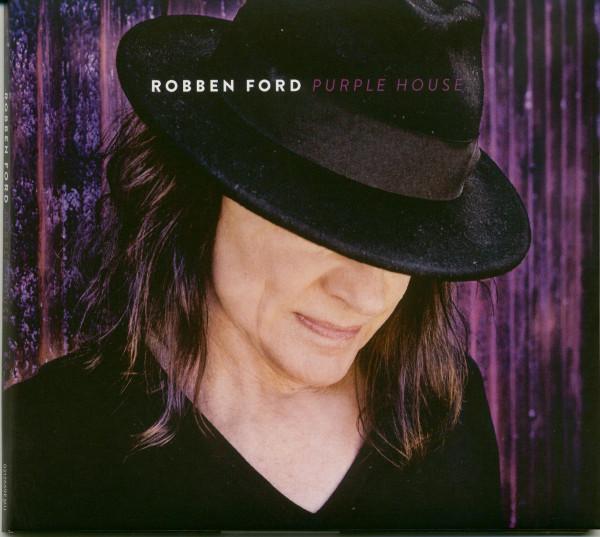 Purple House (CD)