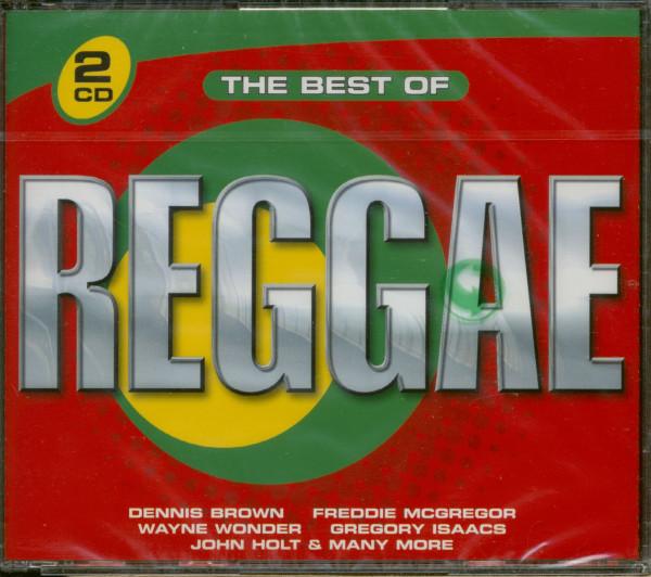 The Best Of Reggae (2-CD)