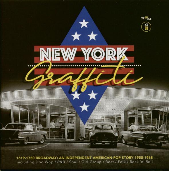 New York Graffiti (4-CD)