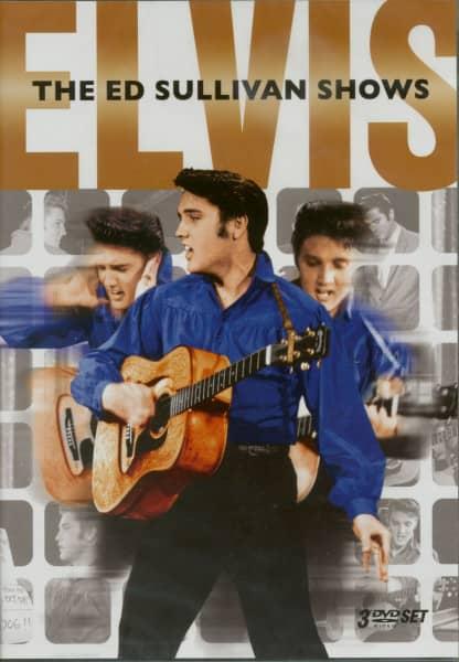 The Ed Sullivan Shows (3-DVD)