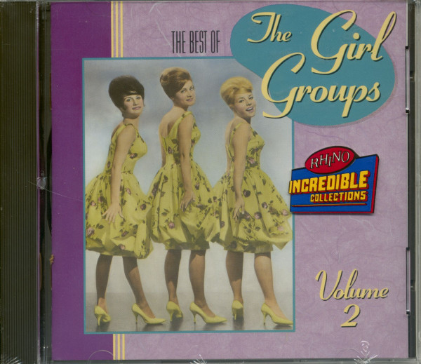 Vol.2, Best Of Girl Groups