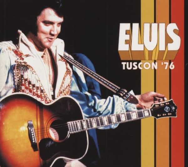Tucson '76 (CD)