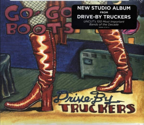 Go-Go Boots (2011)