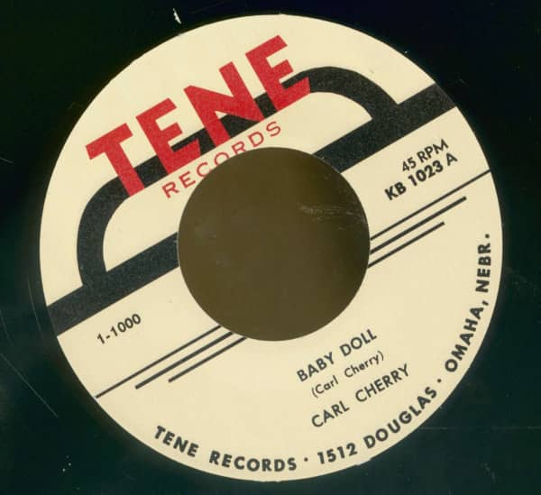 The Itch - Baby Doll (7inch, 45rpm)