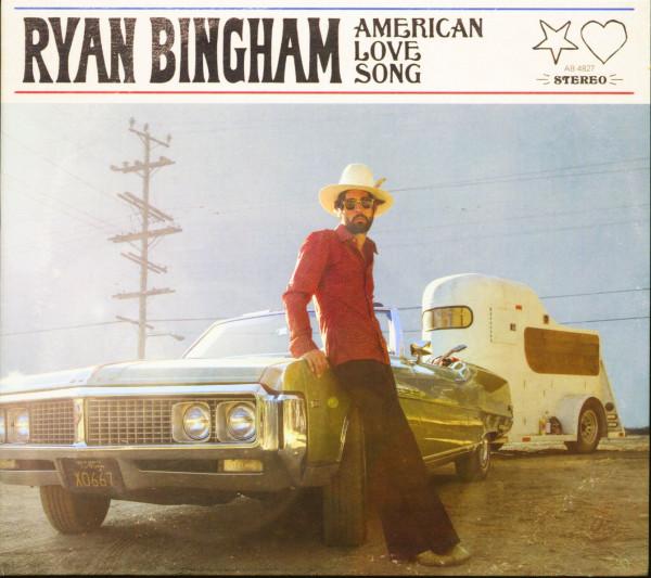 American Love Song (CD)