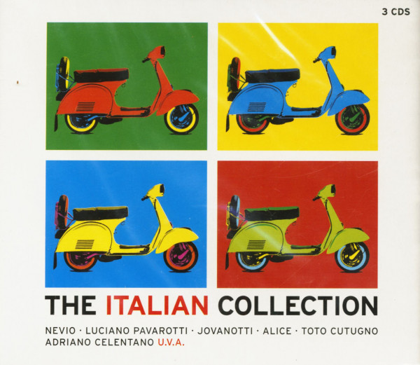 The Italian Collection (3-CD)
