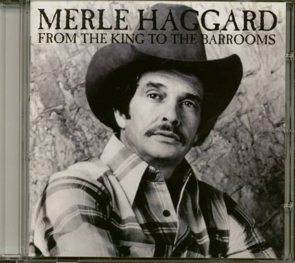 From The King To The Barrooms (CD)