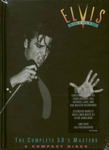 The King of Rock 'n' Roll: The Complete 50's Masters (5-CD)