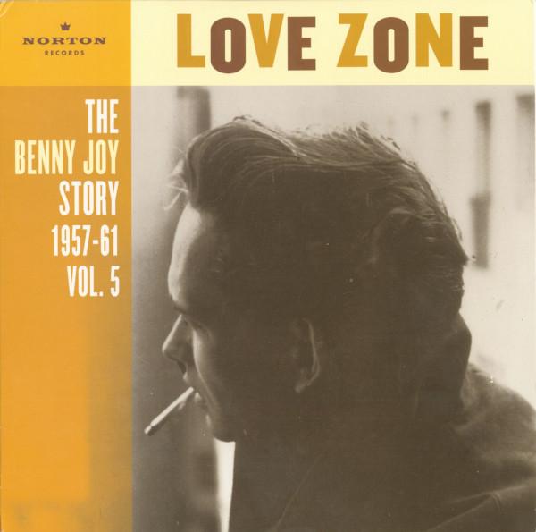 The Benny Joy Story Vol.5 - Love Zone (Vinyl LP)