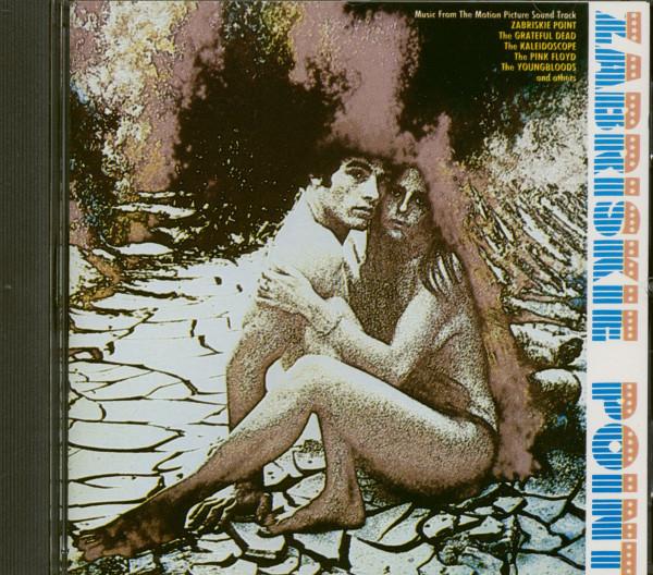 Zabriskie Point - Soundtrack (CD)