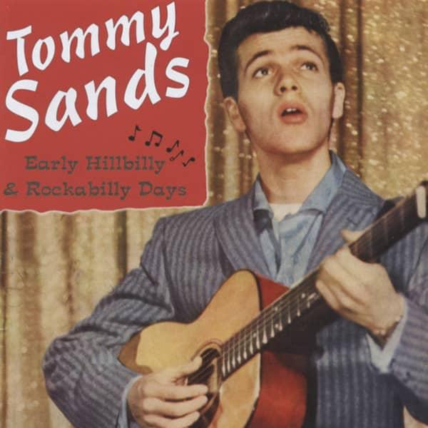 Early Hillbilly & Rockabilly Days