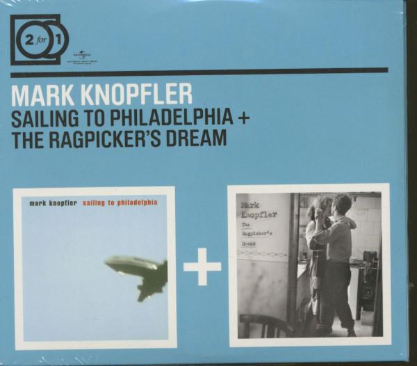 Sailing To Philadelphia - Ragpicker's Dream (CD)