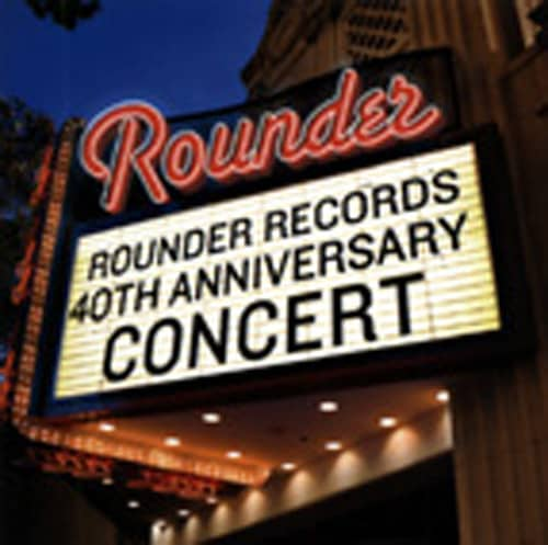 Rounder Records' 40th Anniversary