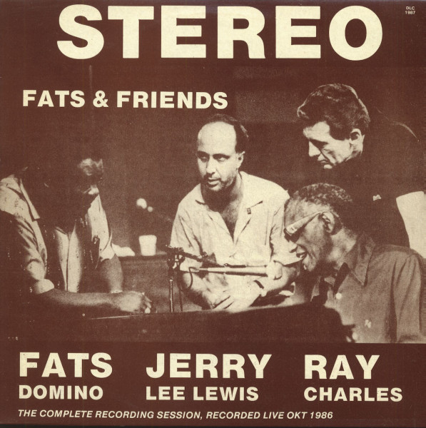Fats & Friends (LP)