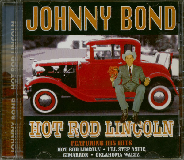 Hot Rod Lincoln (CD)