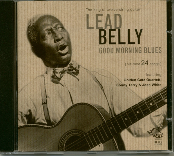 Good Moring Blues (CD)