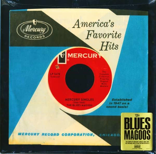 Mercury Singles (1966-1968) (LP)