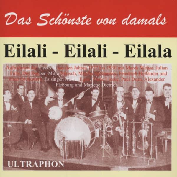 Eilali-Eilali-Eilala (Electro 1927-30)