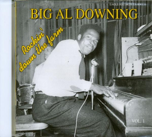 Rockin' Down The Farm (CD)