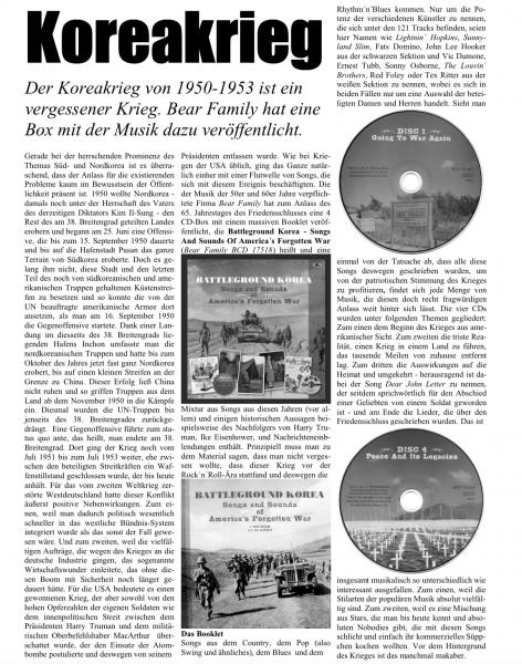 Presse-Archiv-Battleground-Korea-Songs-and-Sounds-of-America-s-Forgotten-War-Plattensammler