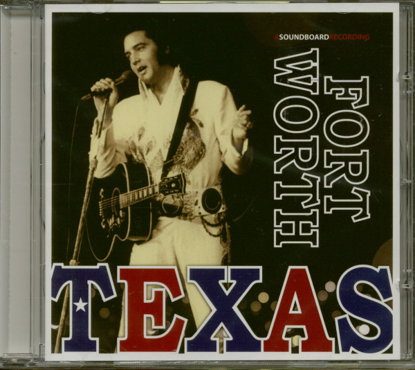 Fort Worth Texas (CD)