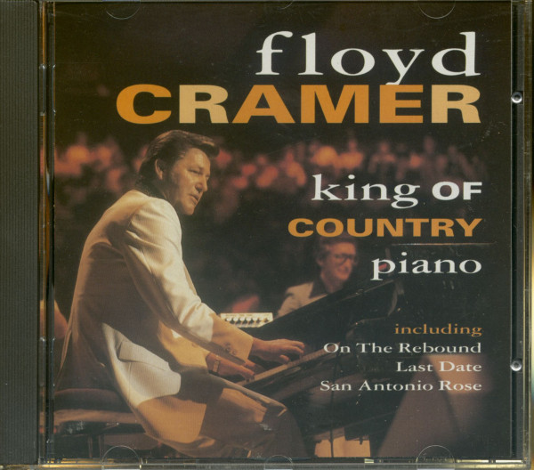 King Of Country Piano (CD)
