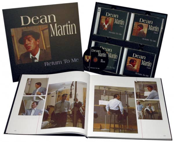 Return To Me 1956-1961 (8-CD)