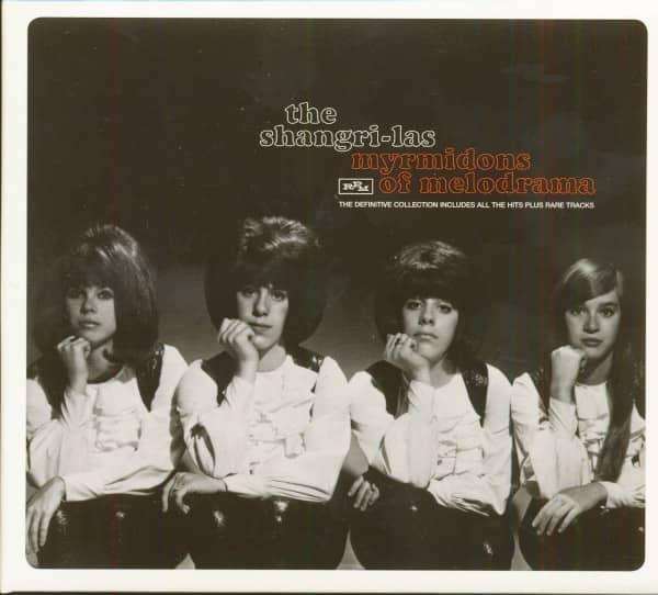 Myrmidons Of Melodrama (CD)
